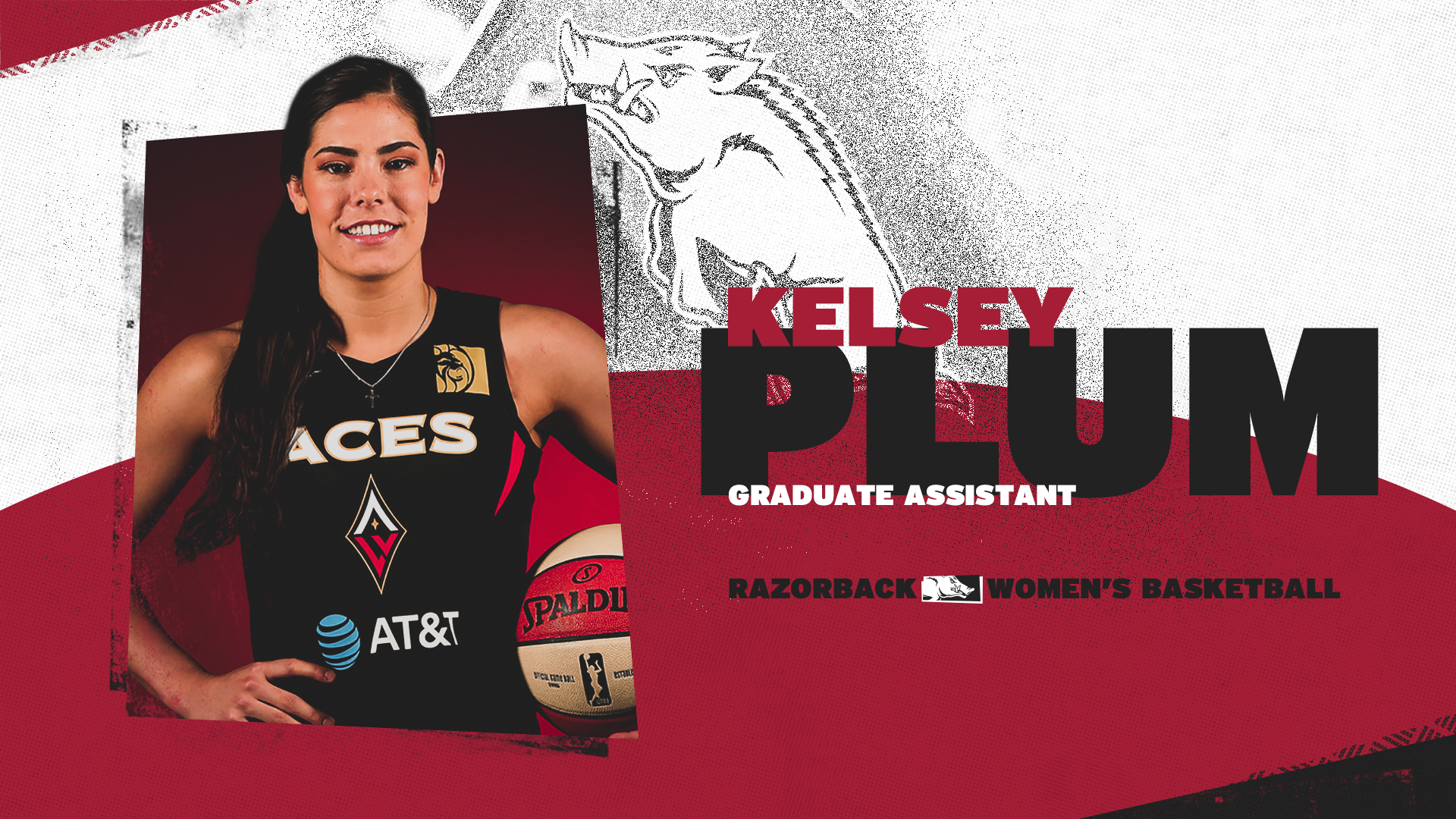 Neighbors Adds Plum To Staff as Graduate Assistant