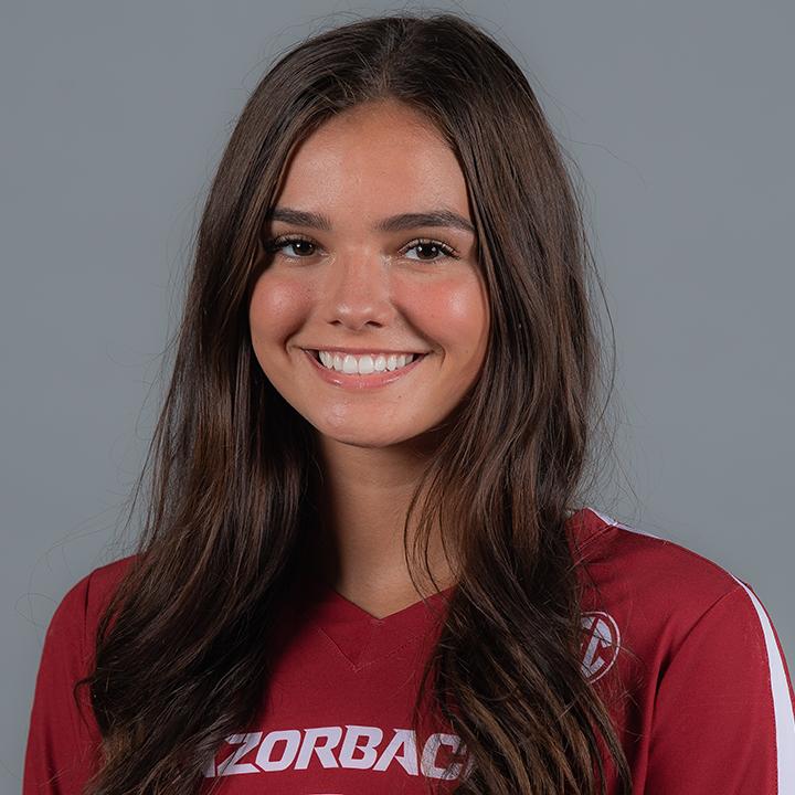 Jordyn Gates - Volleyball - Arkansas Razorbacks