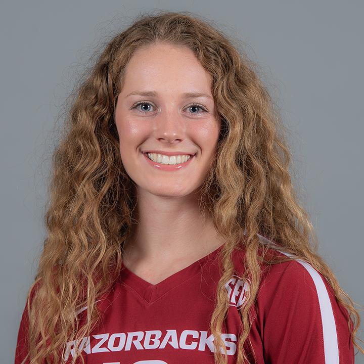 Jillian Gillen - Volleyball - Arkansas Razorbacks