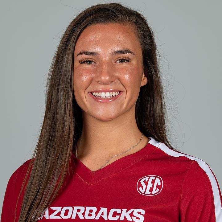 Hailey Schneider - Volleyball - Arkansas Razorbacks