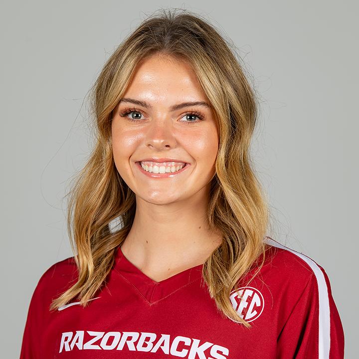 Clara Parker - Volleyball - Arkansas Razorbacks