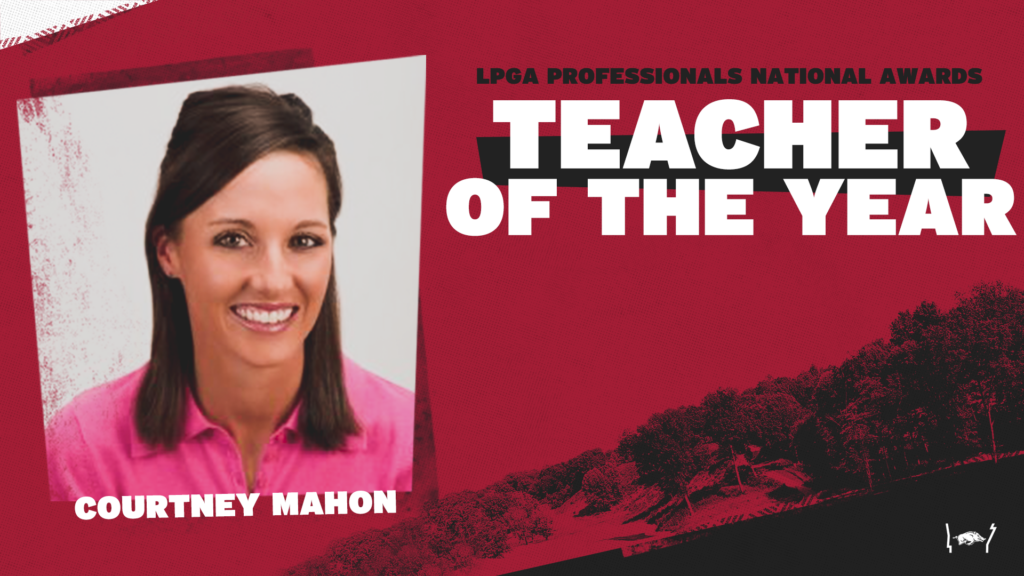 Mahon Receives 2020 LPGA Professionals National Award as Teacher of the Year
