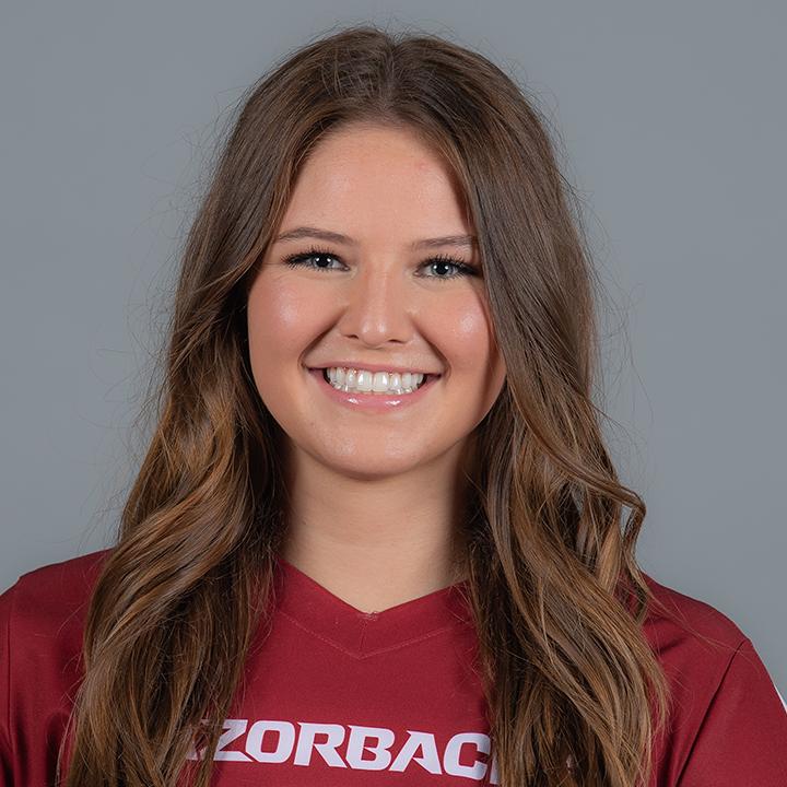 Lauren Evans - Volleyball - Arkansas Razorbacks