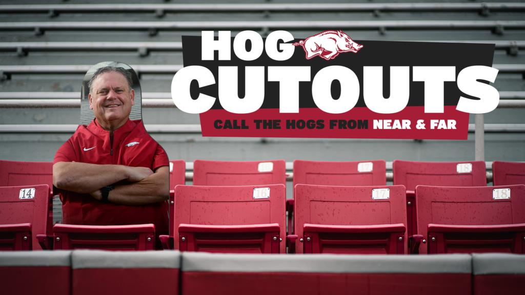 Arkansas Introduces Hog Cutouts for 2020 Seasons