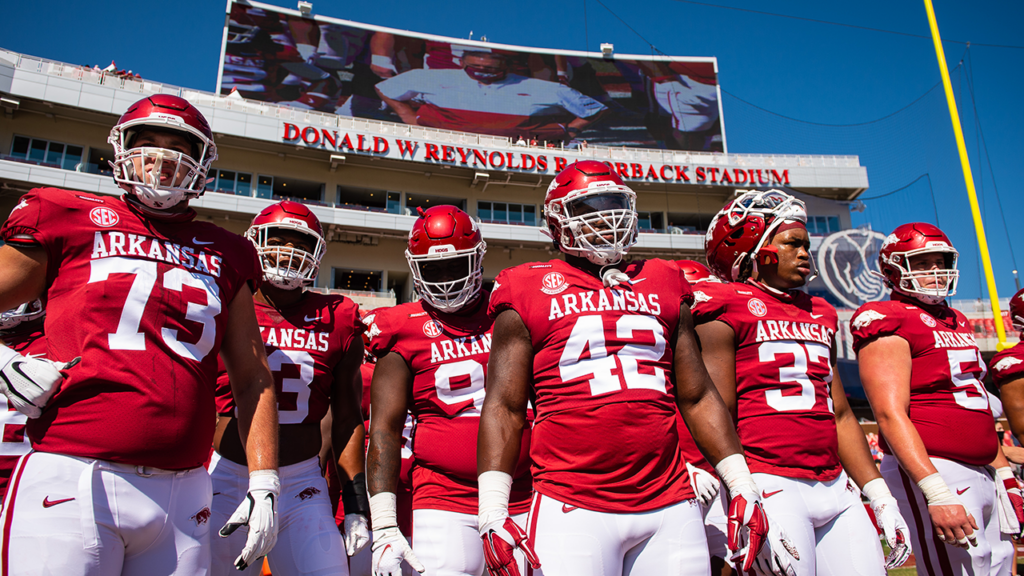 Football | Arkansas Razorbacks