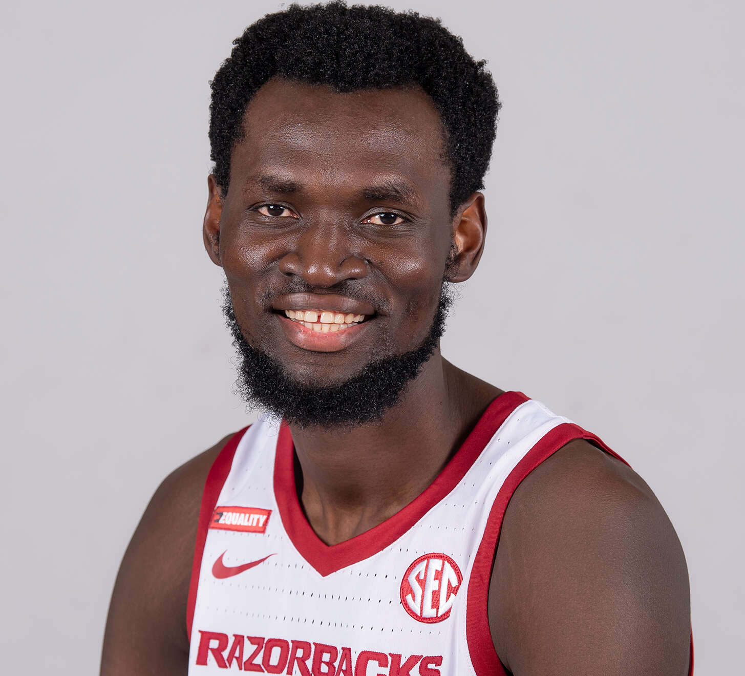 Abayomi Iyiola - Men's Basketball - Arkansas Razorbacks