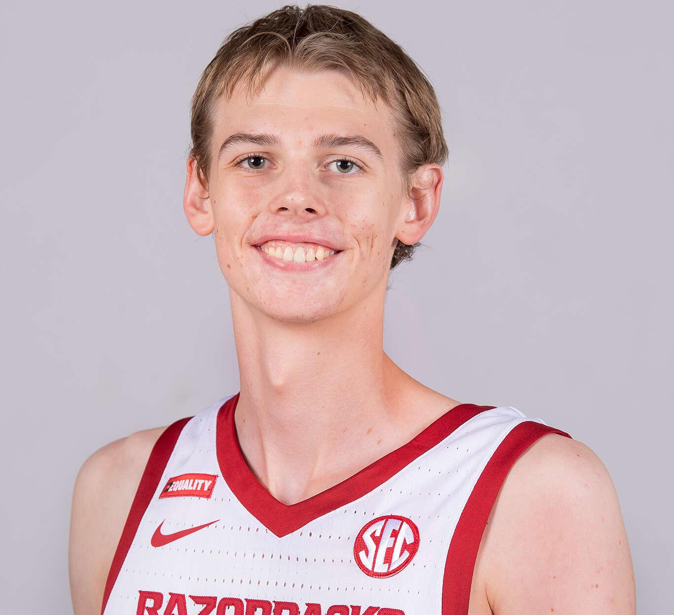 Bryson Morehead - Men's Basketball - Arkansas Razorbacks