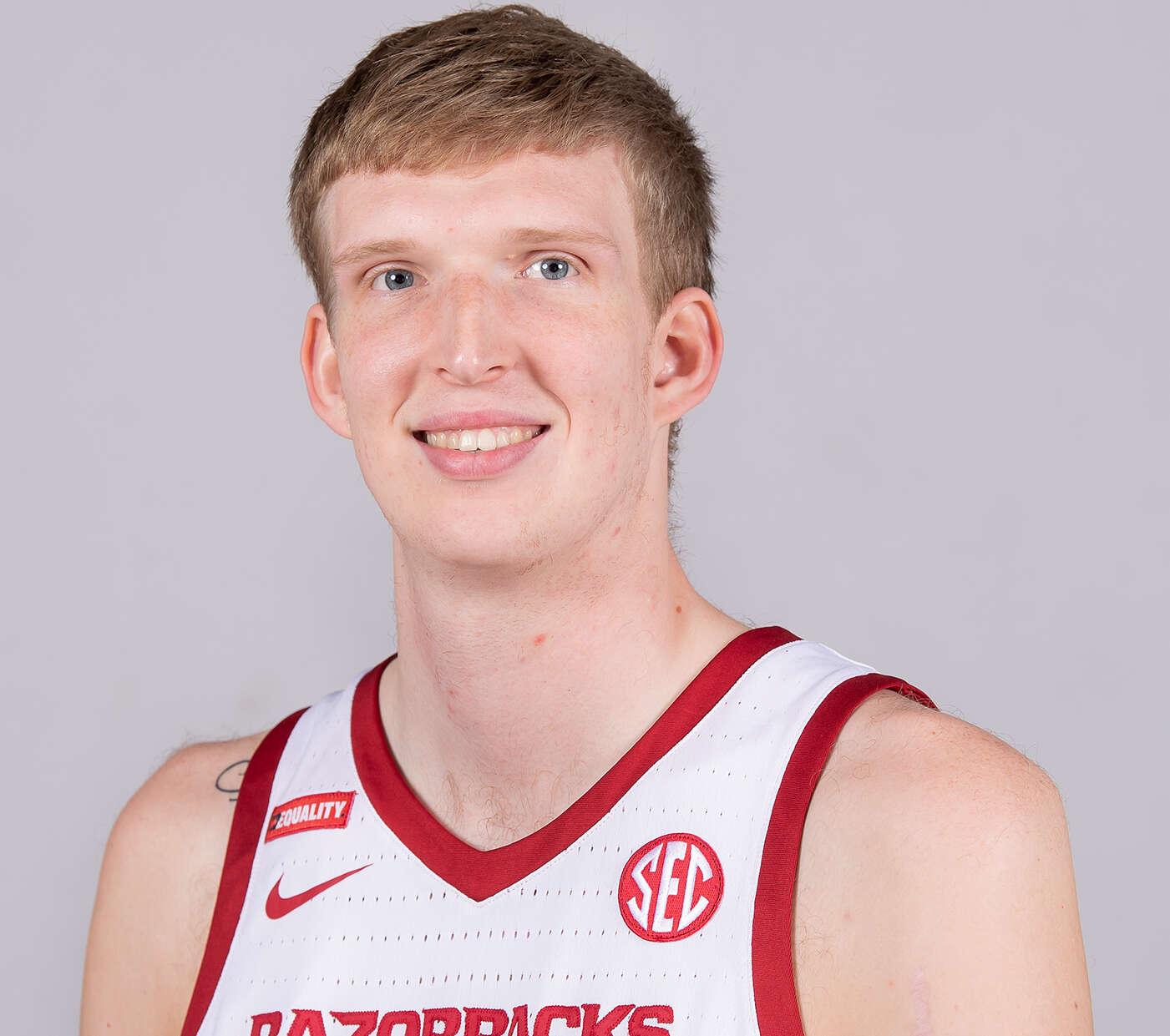 Connor Vanover - Men's Basketball - Arkansas Razorbacks