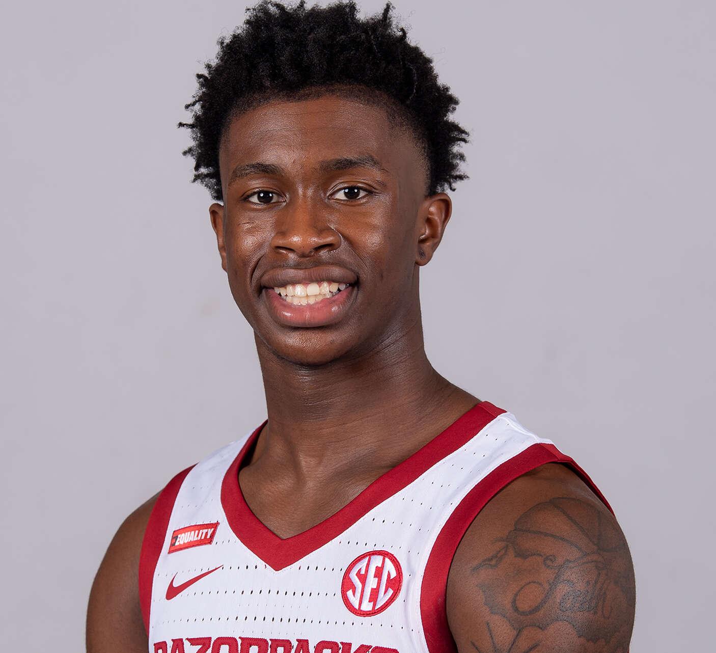 Davonte Davis - Men's Basketball - Arkansas Razorbacks