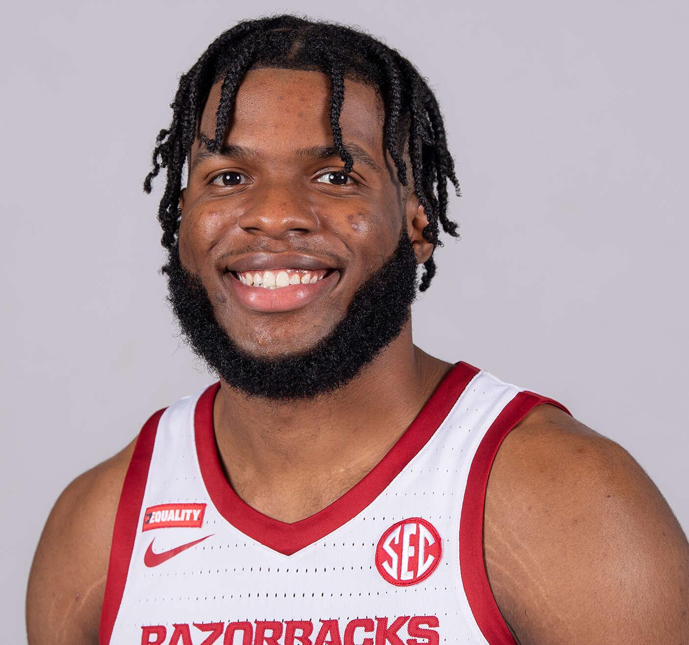 Emeka Obukwelu - Men's Basketball - Arkansas Razorbacks