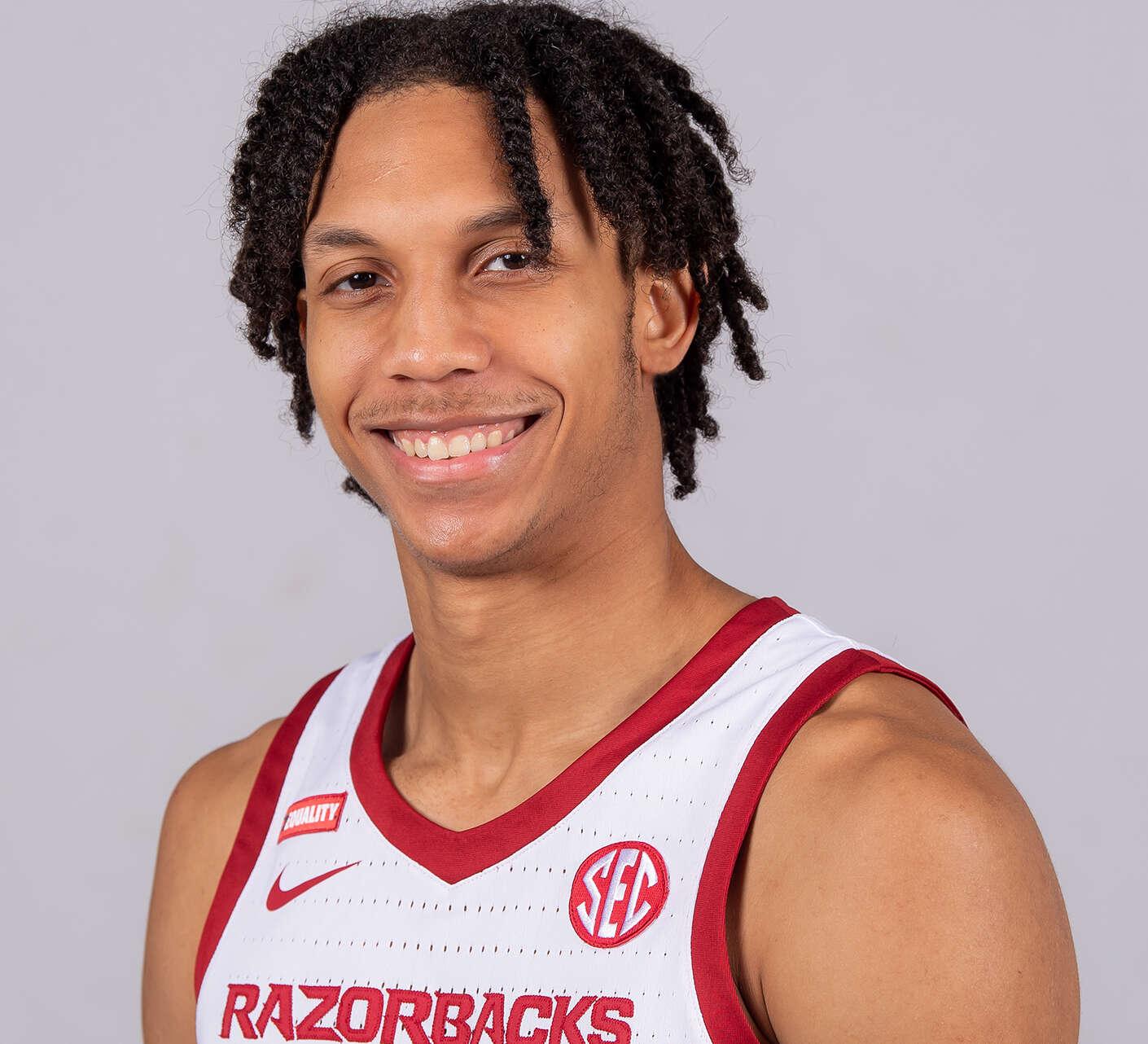 Ethan Henderson - Men's Basketball - Arkansas Razorbacks