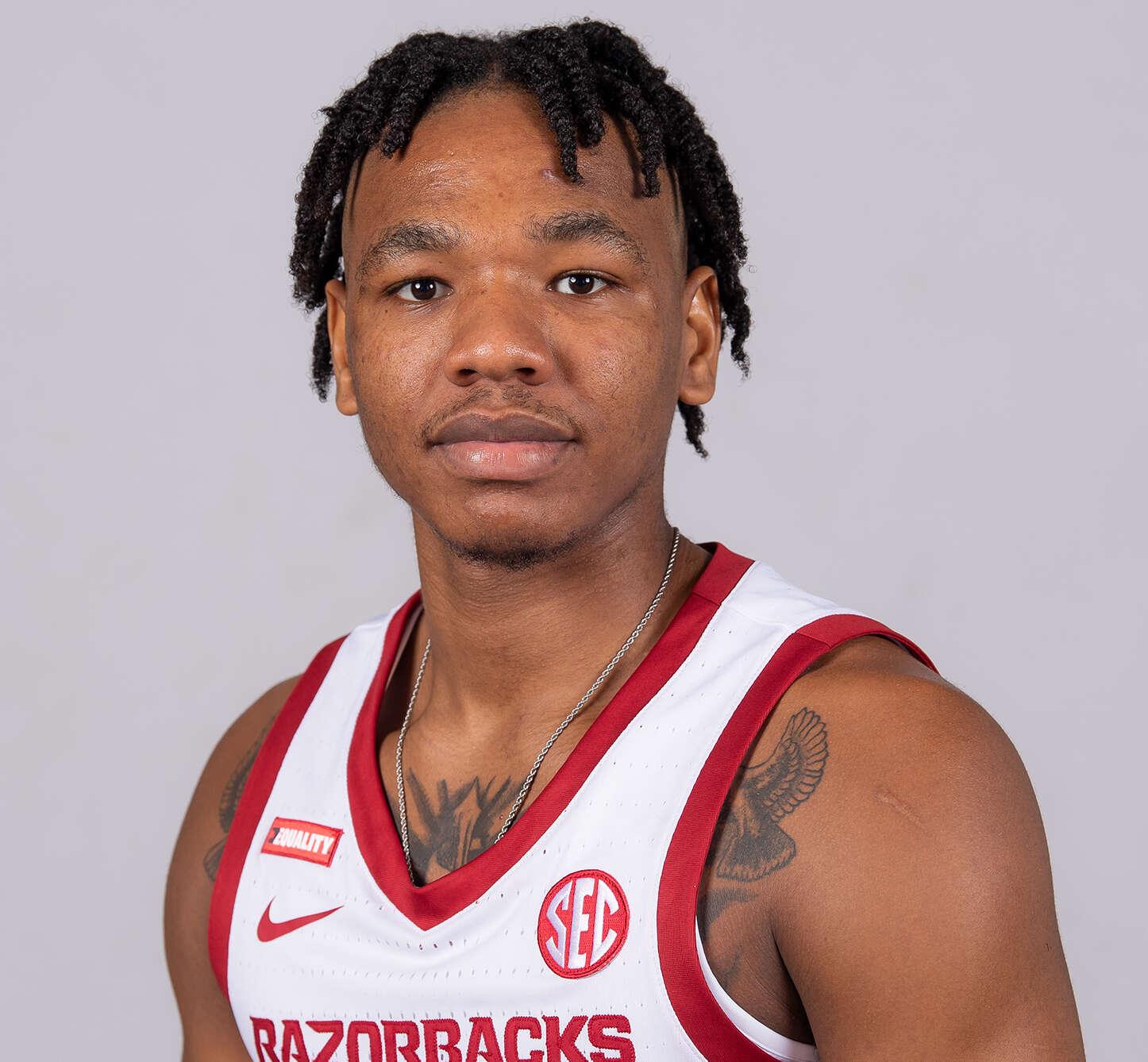 JD Notae - Men's Basketball - Arkansas Razorbacks
