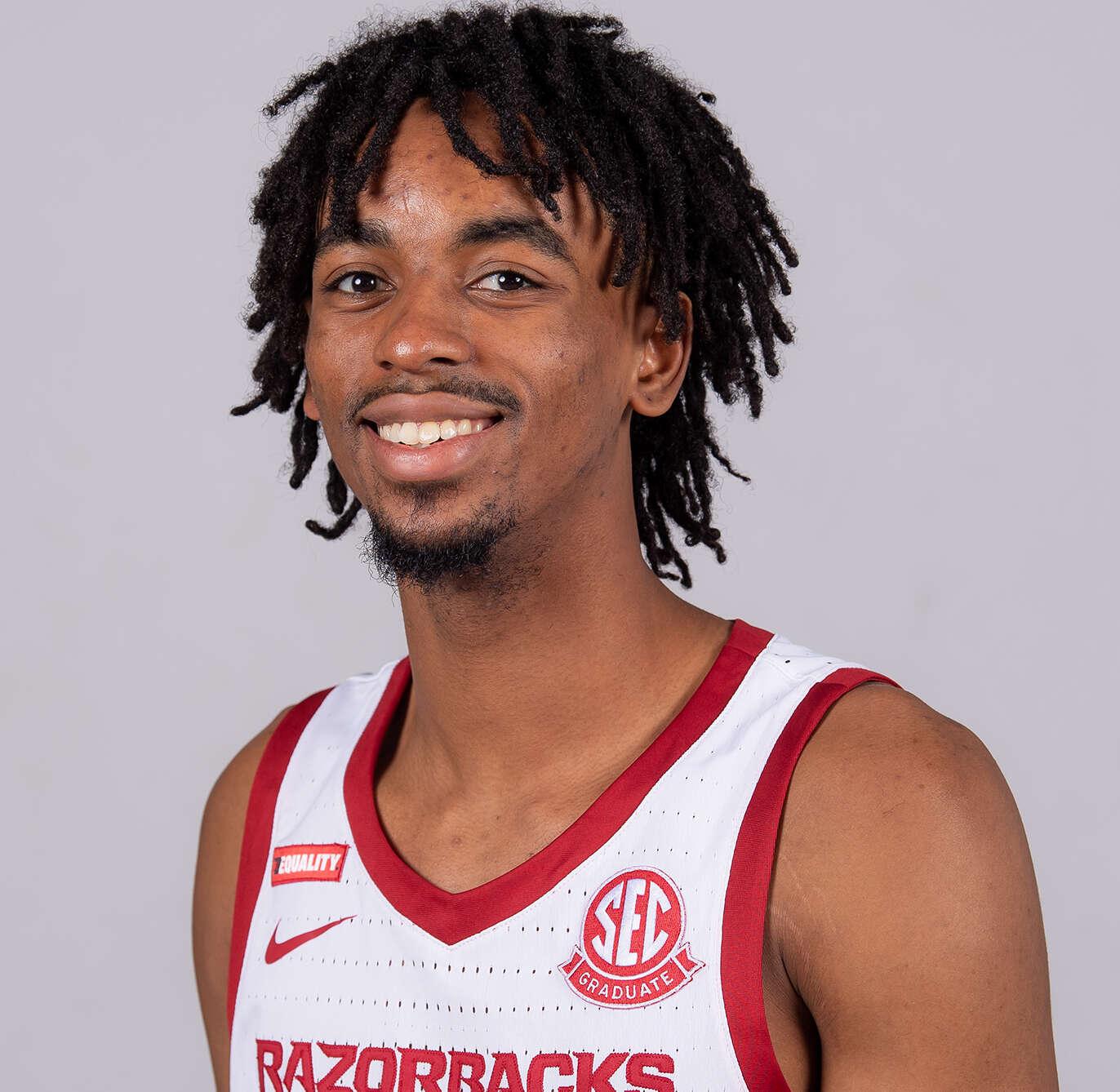 Jalen Tate - Men's Basketball - Arkansas Razorbacks
