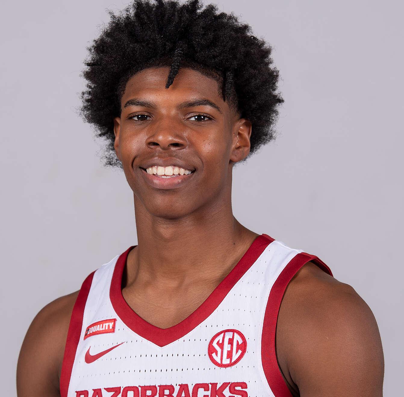 Khalen Robinson - Men's Basketball - Arkansas Razorbacks