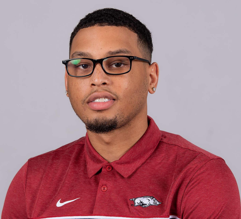Khalil Garland - Men's Basketball - Arkansas Razorbacks