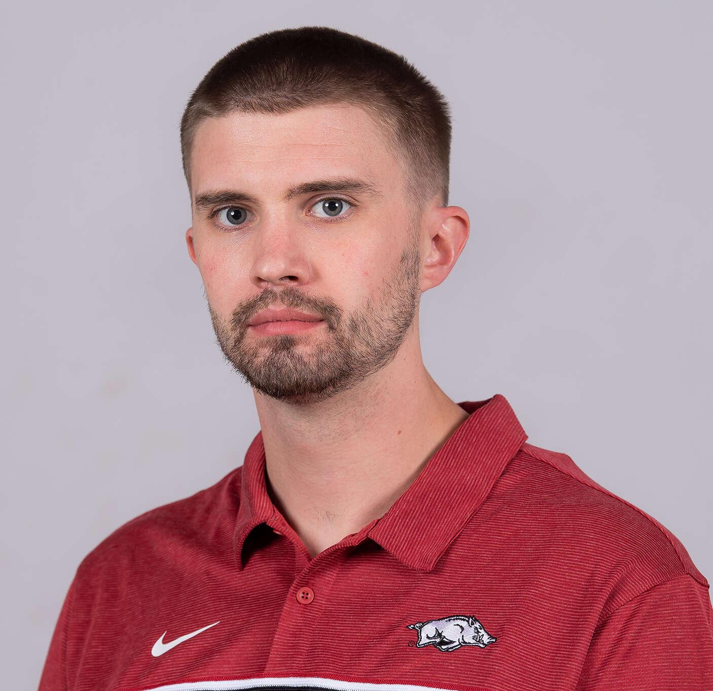 Patrick Ackerman - Men's Basketball - Arkansas Razorbacks