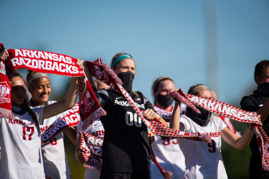 No. 3 Razorback Soccer Receives Highest Ranking in Program History