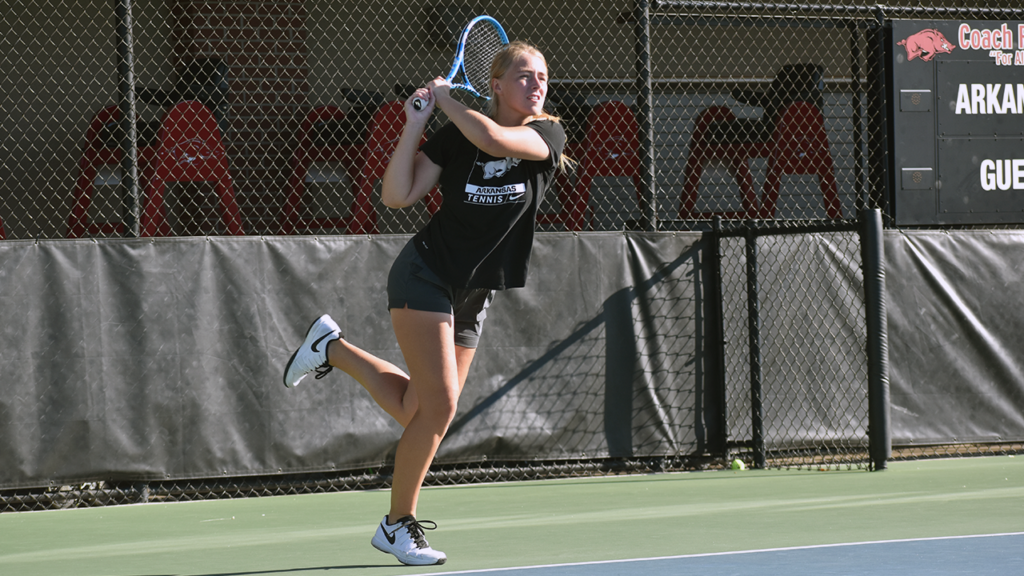 Women's Tennis Looking Forward to Fall Competition