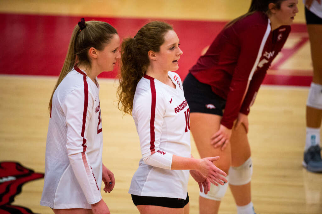 Volleyball Slated for Weekend Series at No. 8 Florida