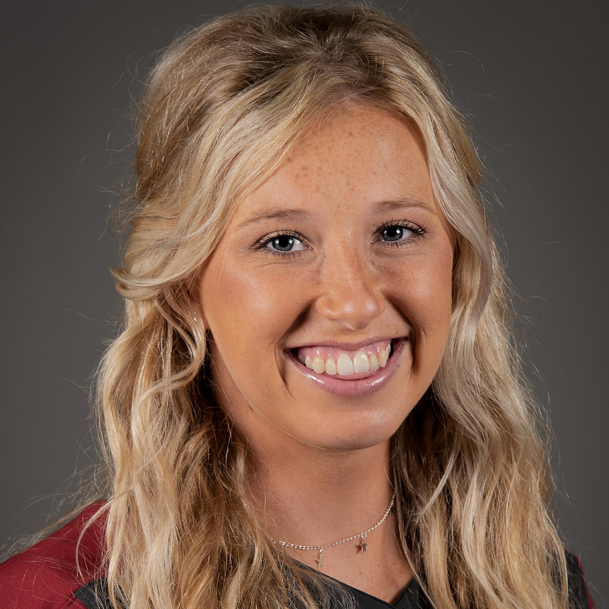 Keely Huffine - Softball - Arkansas Razorbacks