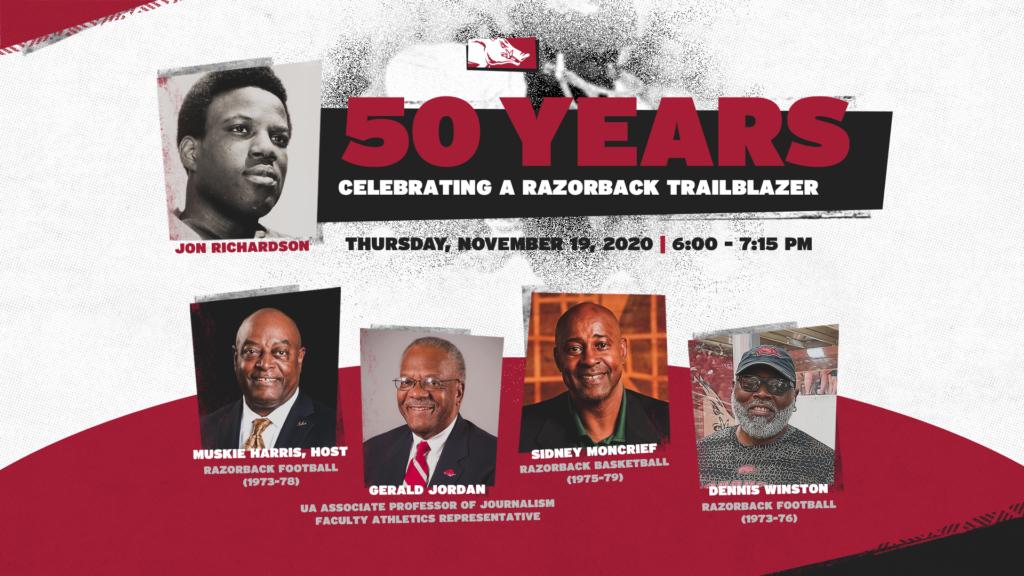 Celebrating a Razorback Trailblazer