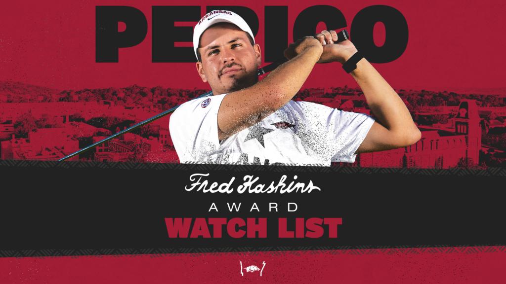 Perico on Haskins Award Watch List