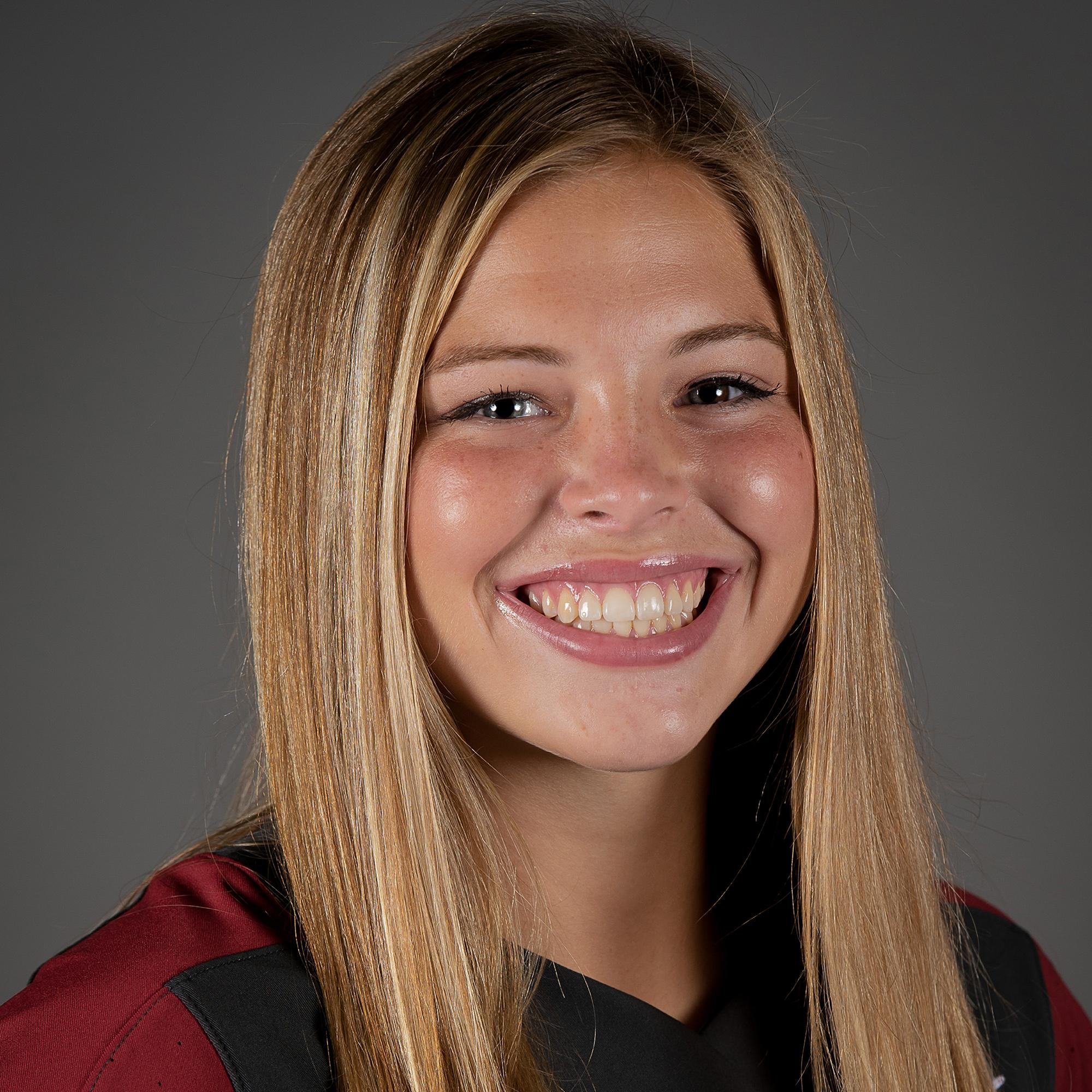 Hannah Gammill - Softball - Arkansas Razorbacks