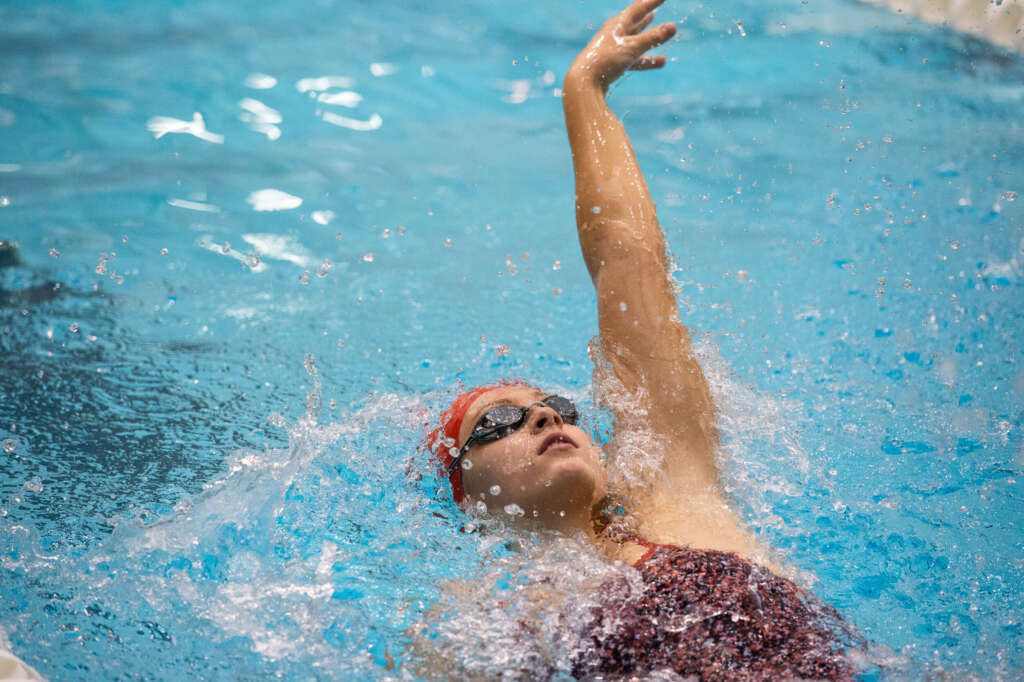 Razorbacks Continue Success in Day Two of Meets