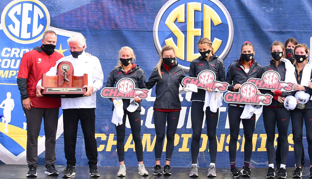Four Impressive Distance Runners Sign With Razorbacks