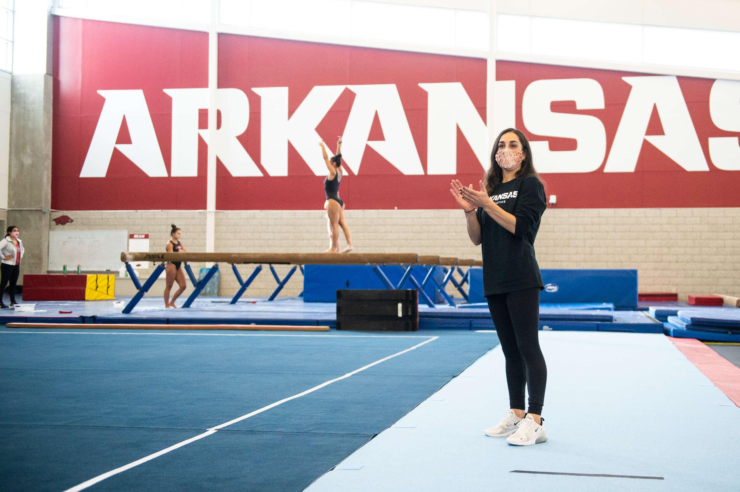 Arkansas Gymnastics Invites Season Ticket Holders to Renew for 2021 Season