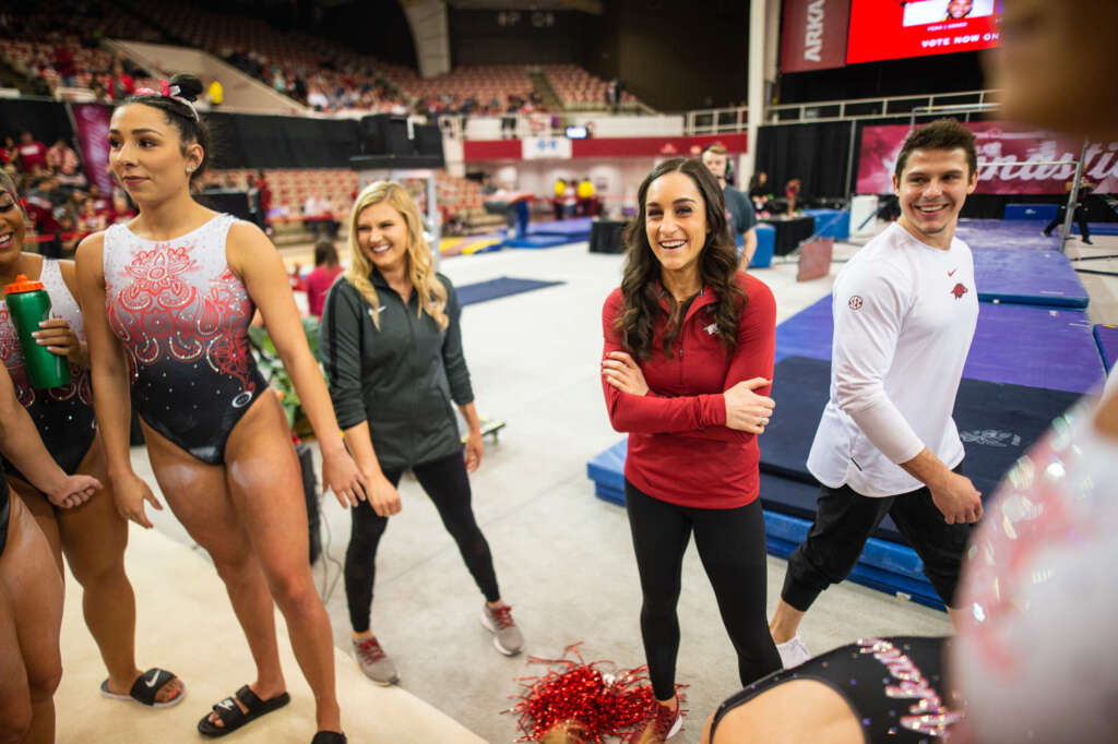 Wieber Welcomes Five New Razorbacks on Signing Day