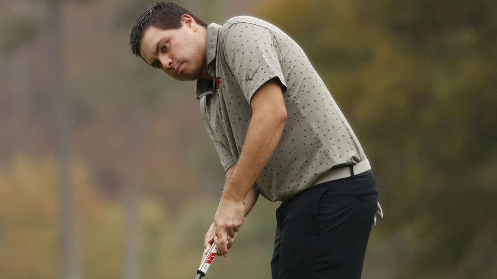 MGolf Closes Fall Schedule; Finishes 6th at Jerry Pate National