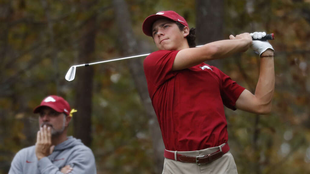 MGolf Wraps Round 1 at Jerry Pate National