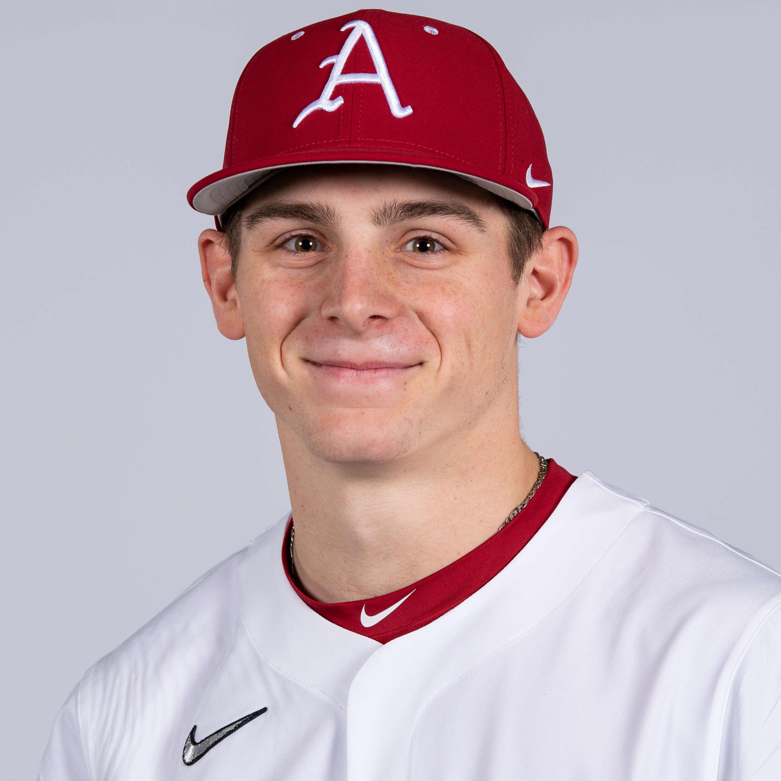 Dylan Leach - Baseball - Arkansas Razorbacks