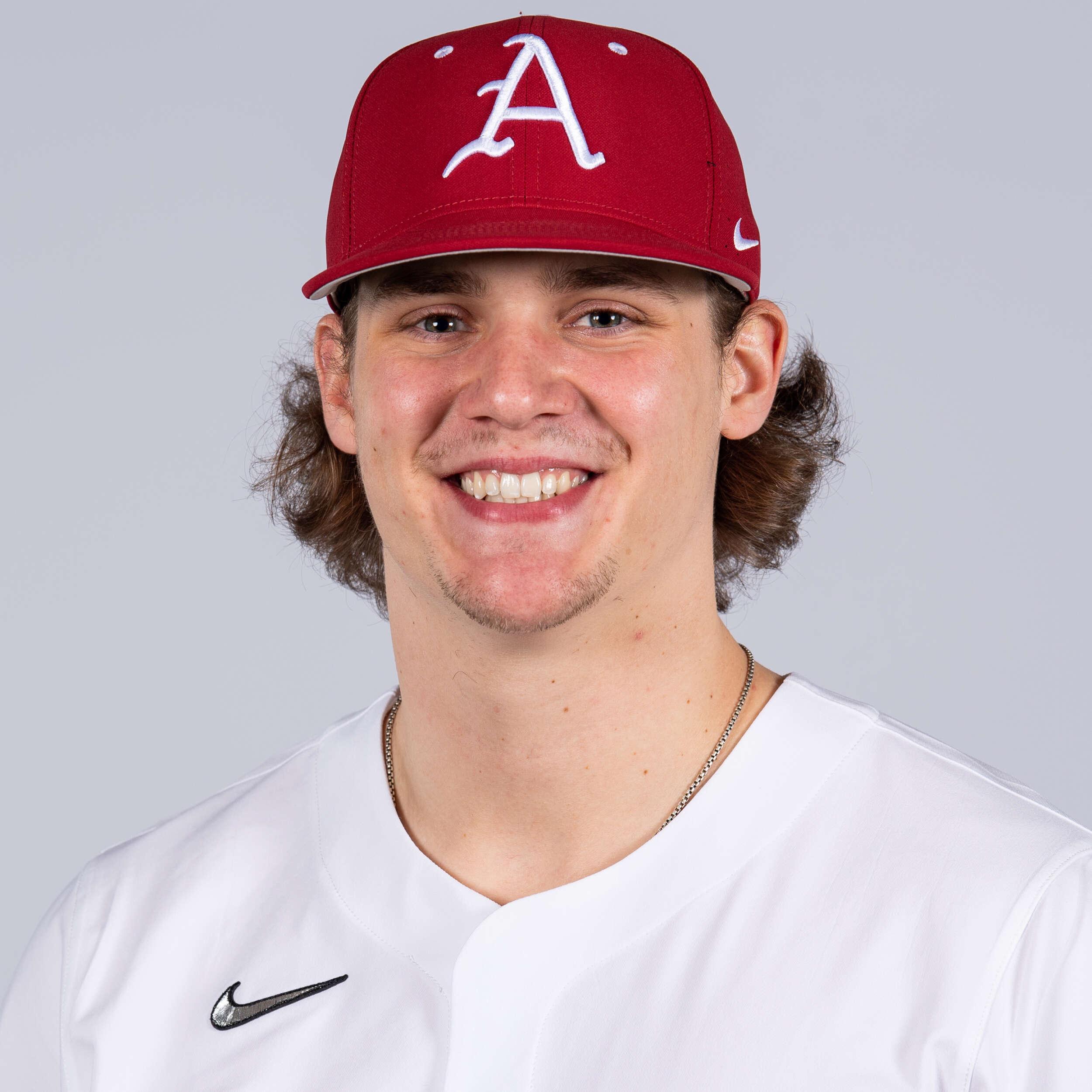 Elijah Trest - Baseball - Arkansas Razorbacks
