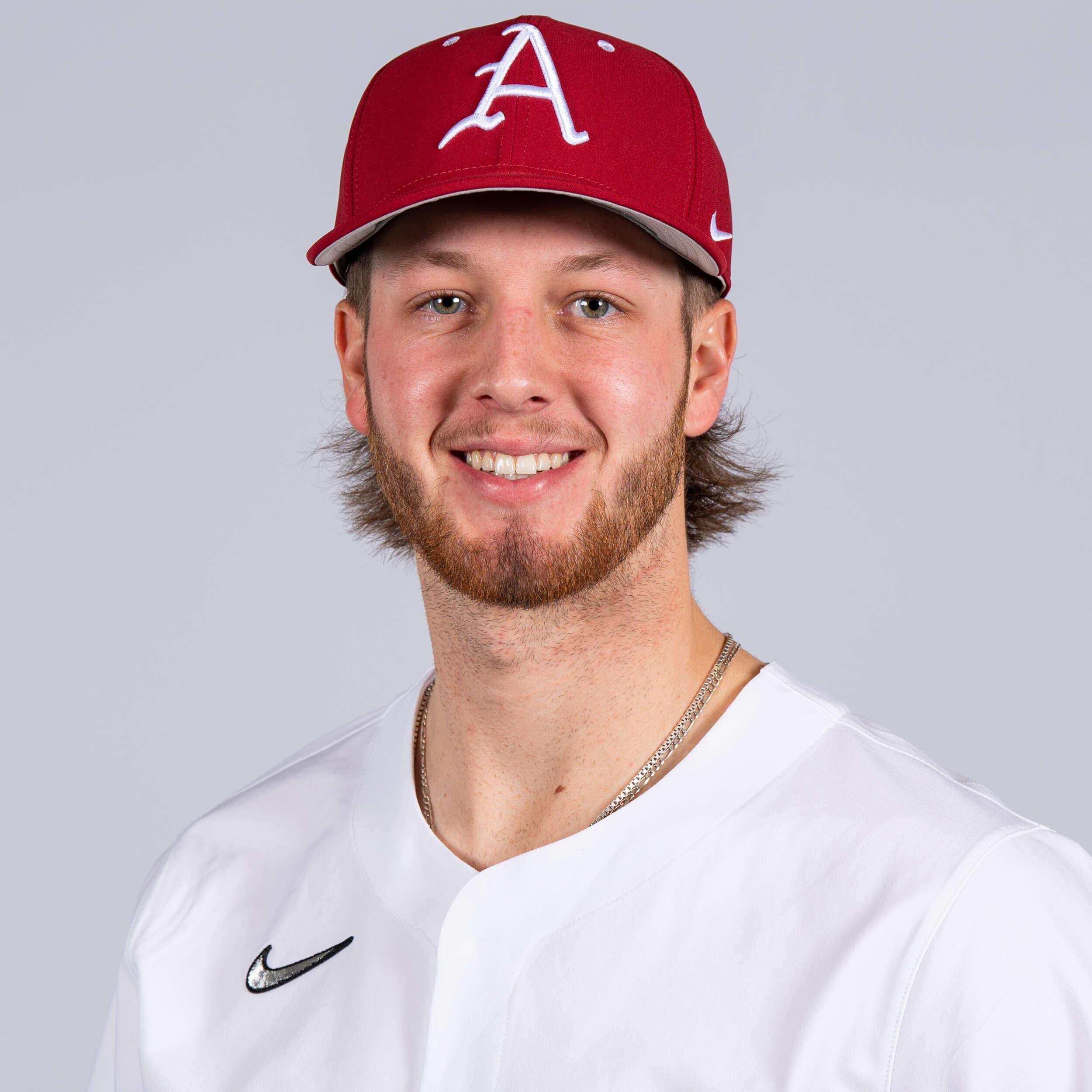 Caleb Bolden - Baseball - Arkansas Razorbacks