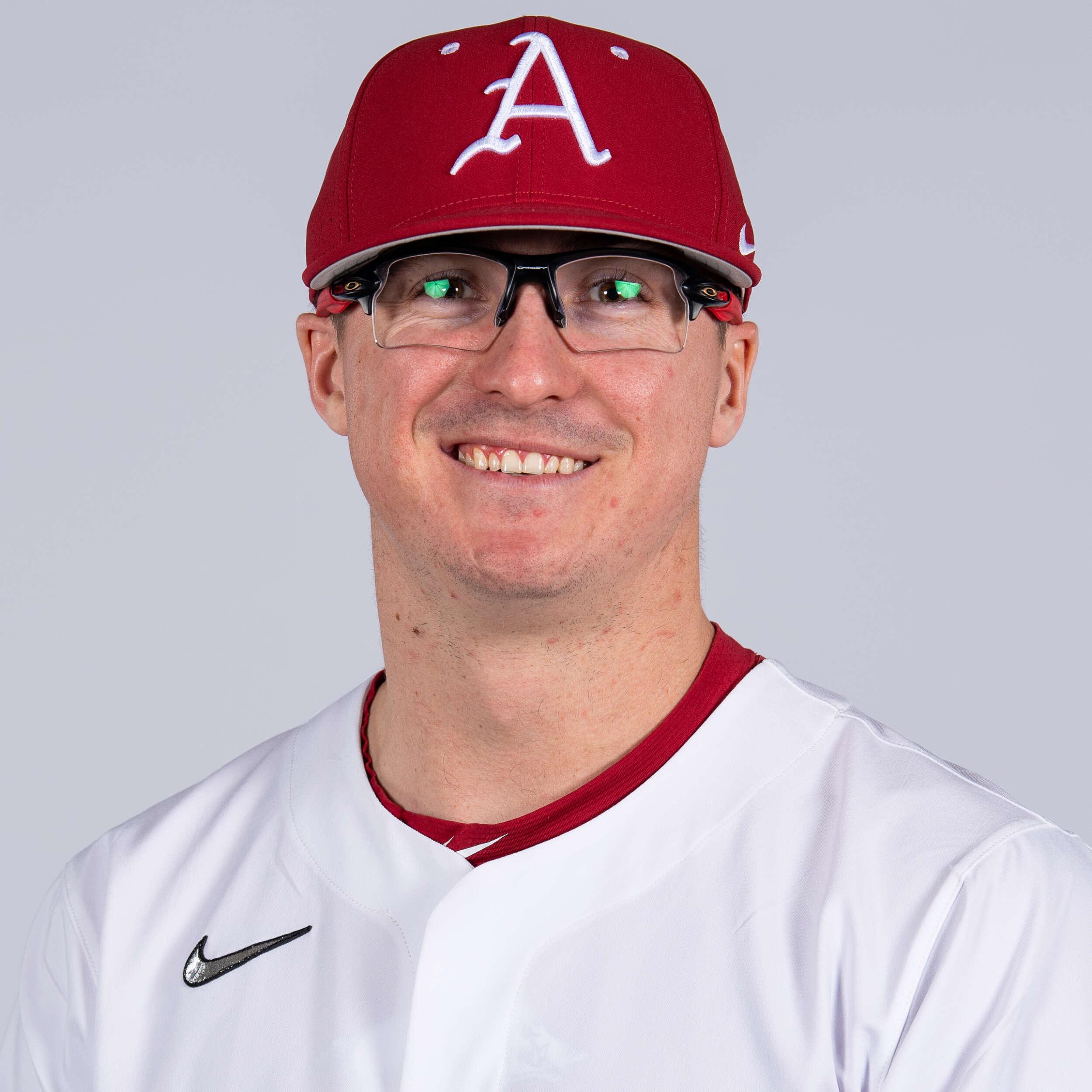 Patrick Wicklander - Baseball - Arkansas Razorbacks