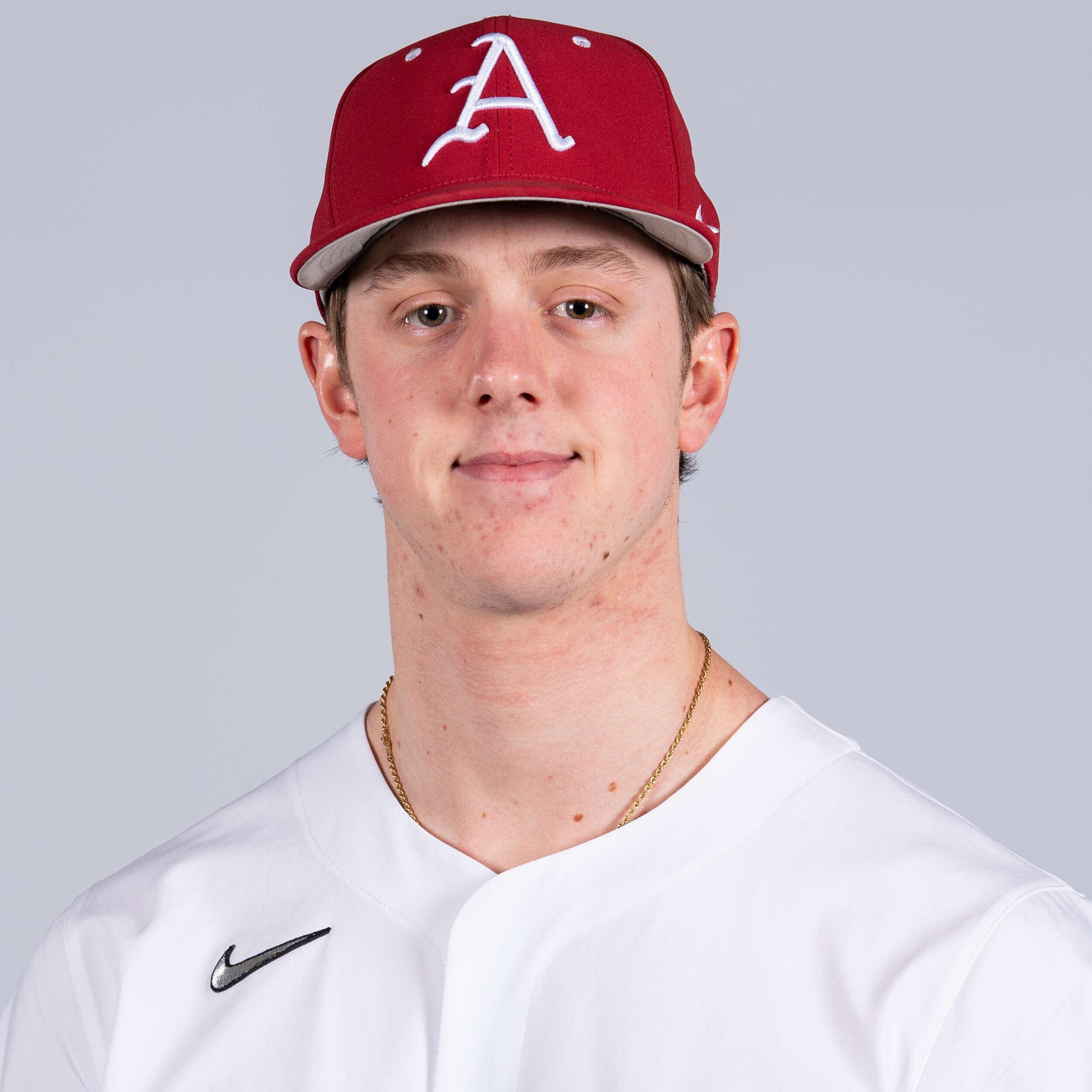 Nick Griffin - Baseball - Arkansas Razorbacks