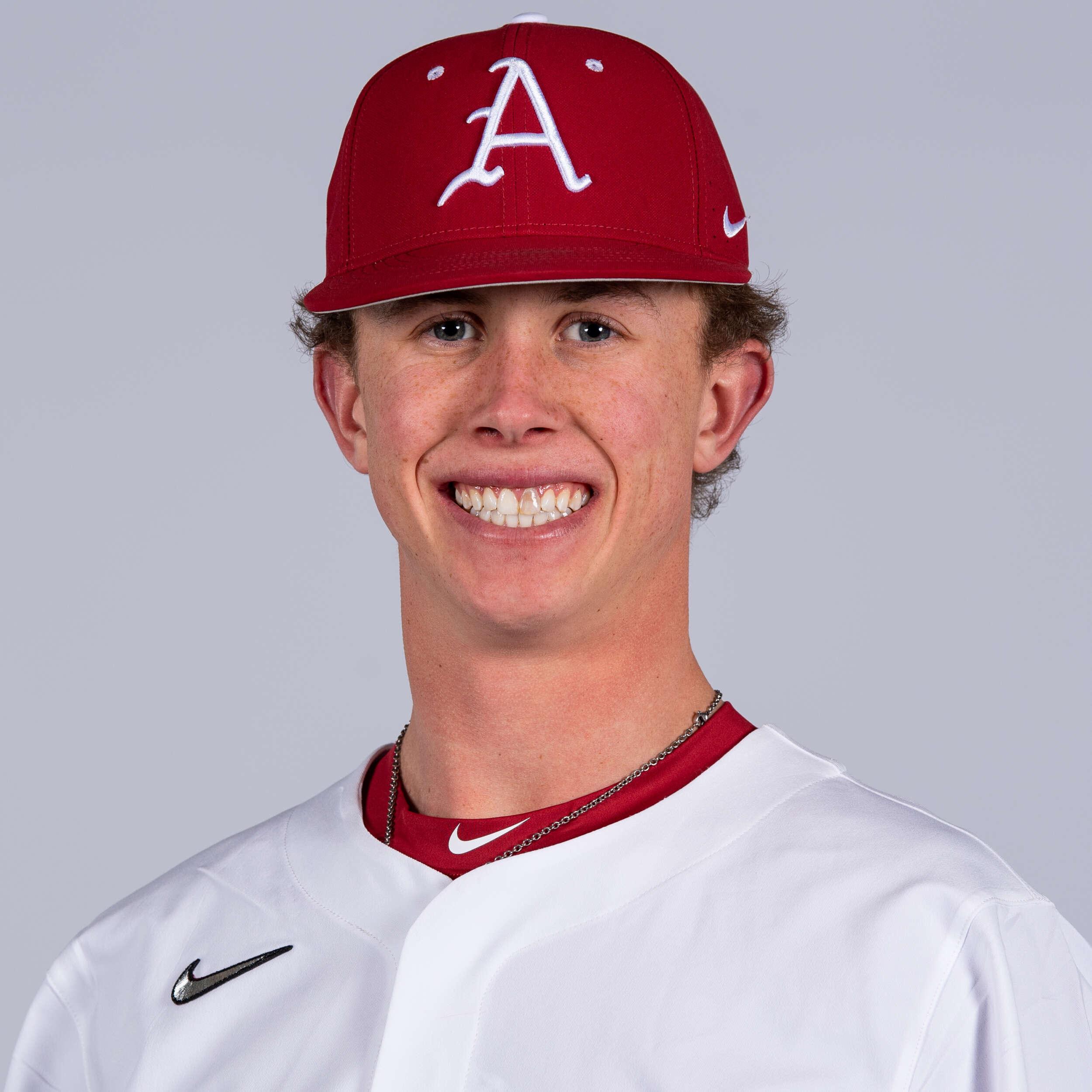 Peyton Pallette - Baseball - Arkansas Razorbacks
