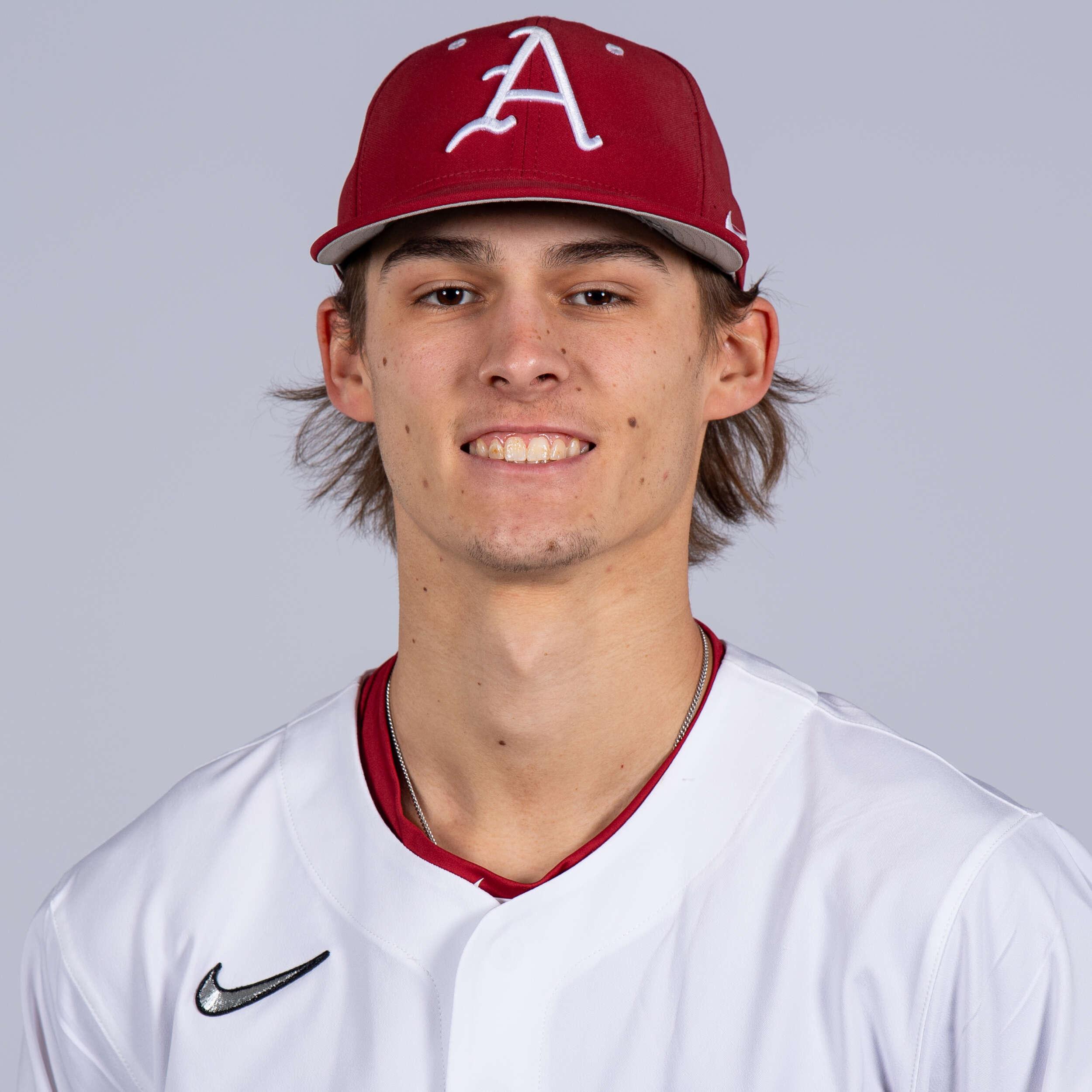 Caden Monke - Baseball - Arkansas Razorbacks