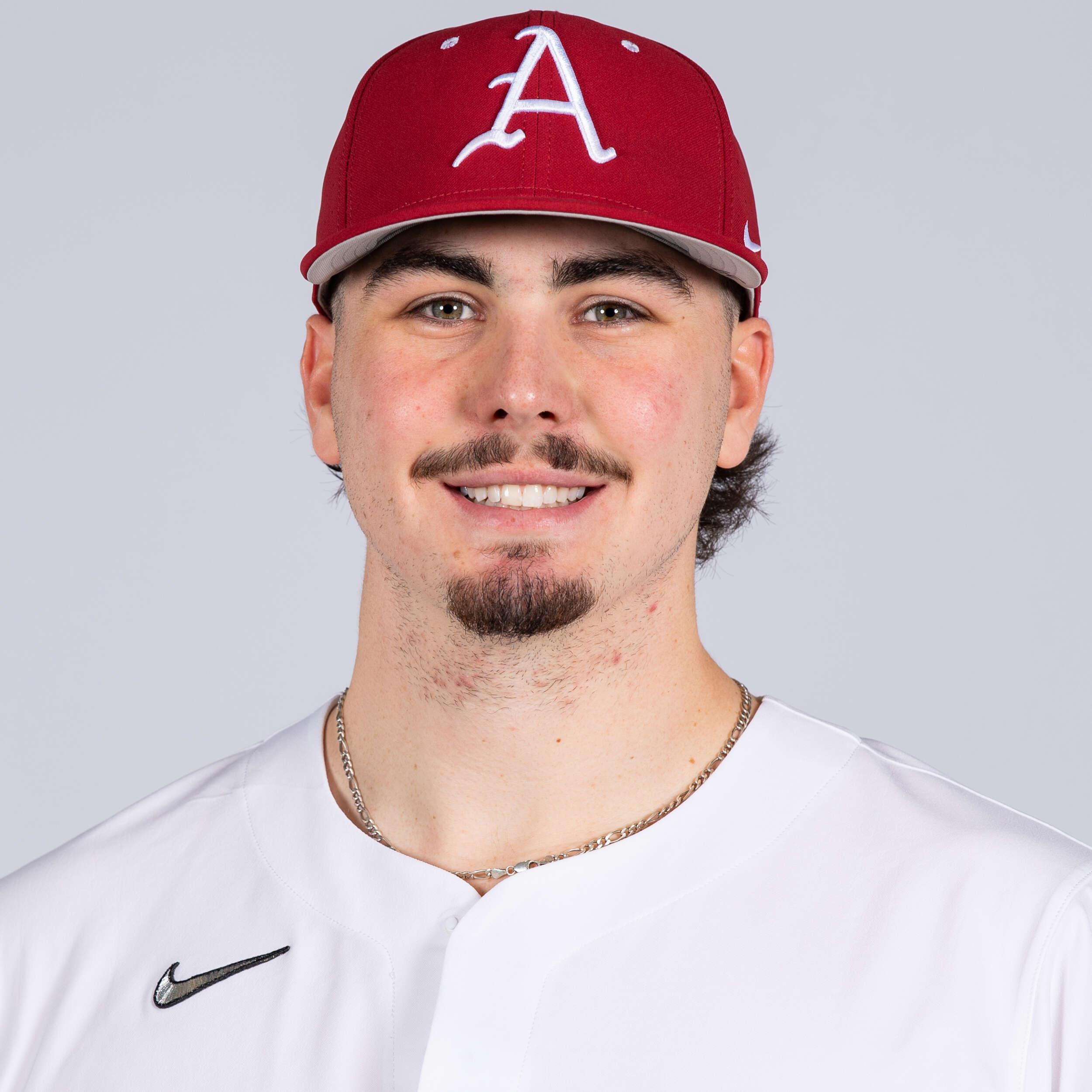 Evan Taylor - Baseball - Arkansas Razorbacks