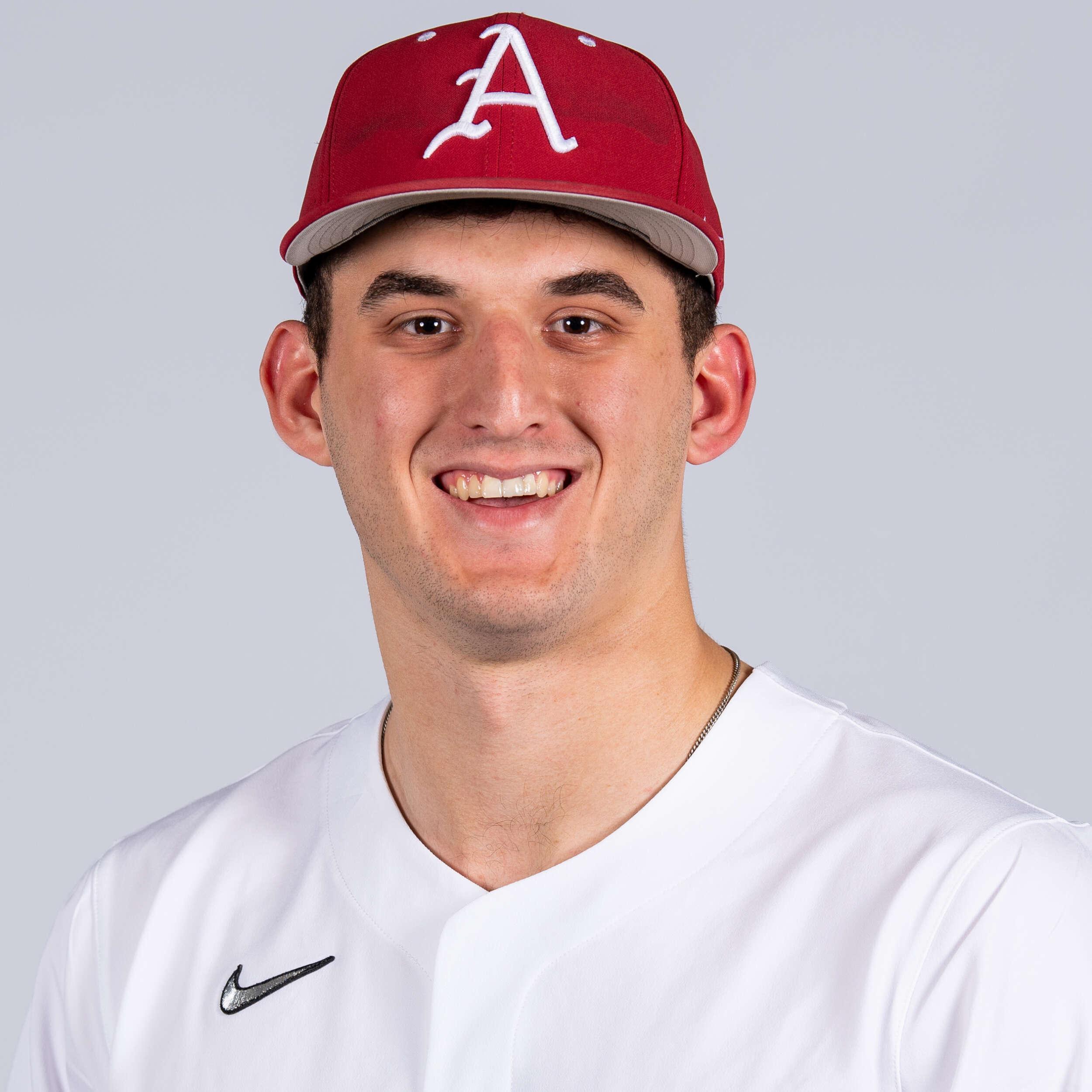 Tyler Cacciatori - Baseball - Arkansas Razorbacks