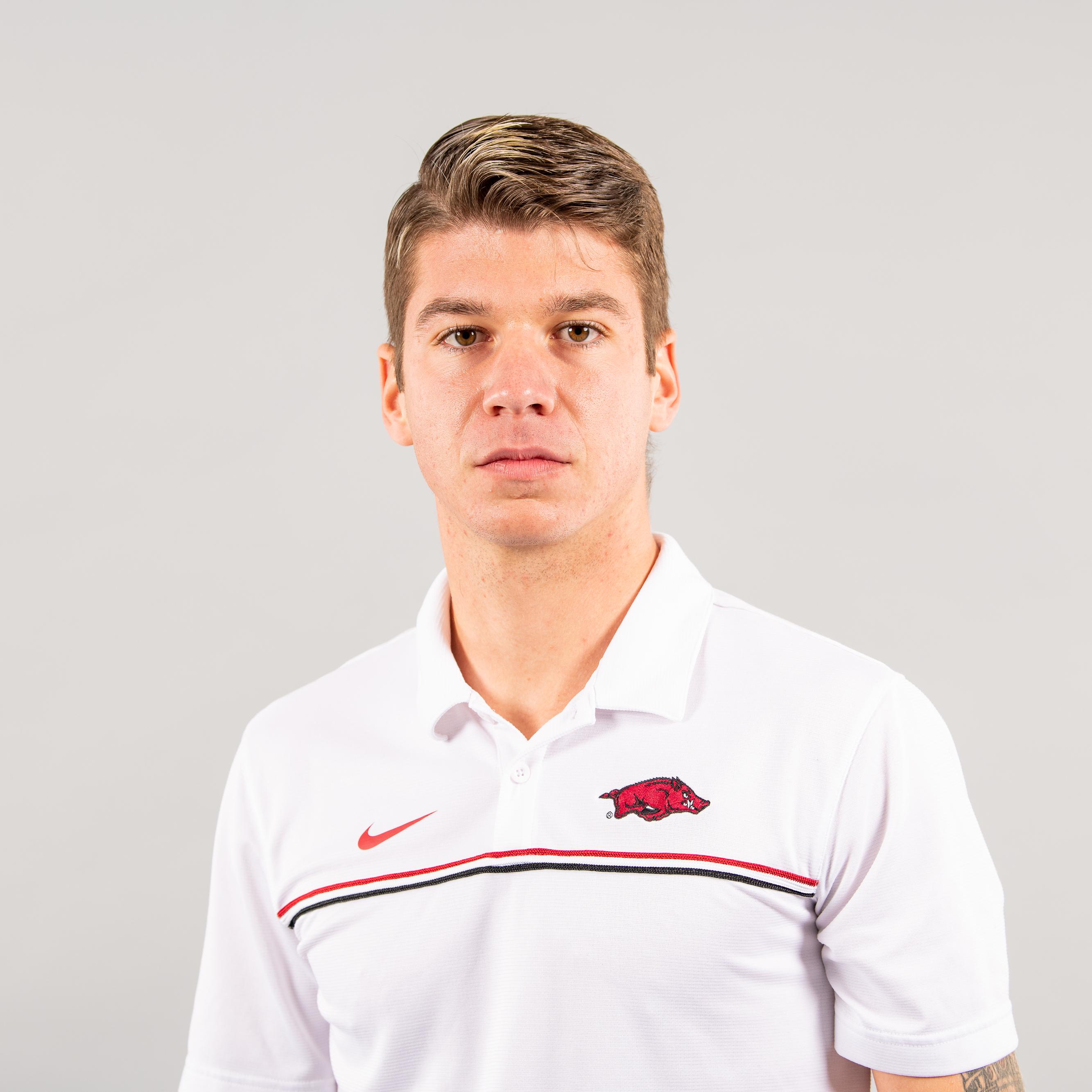 Aleksa Bucan - Men's Tennis - Arkansas Razorbacks