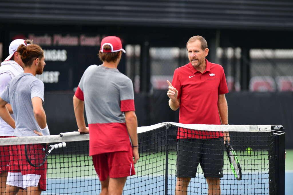 Men's Tennis hosts Omaha in Spring-Opening Doubleheader