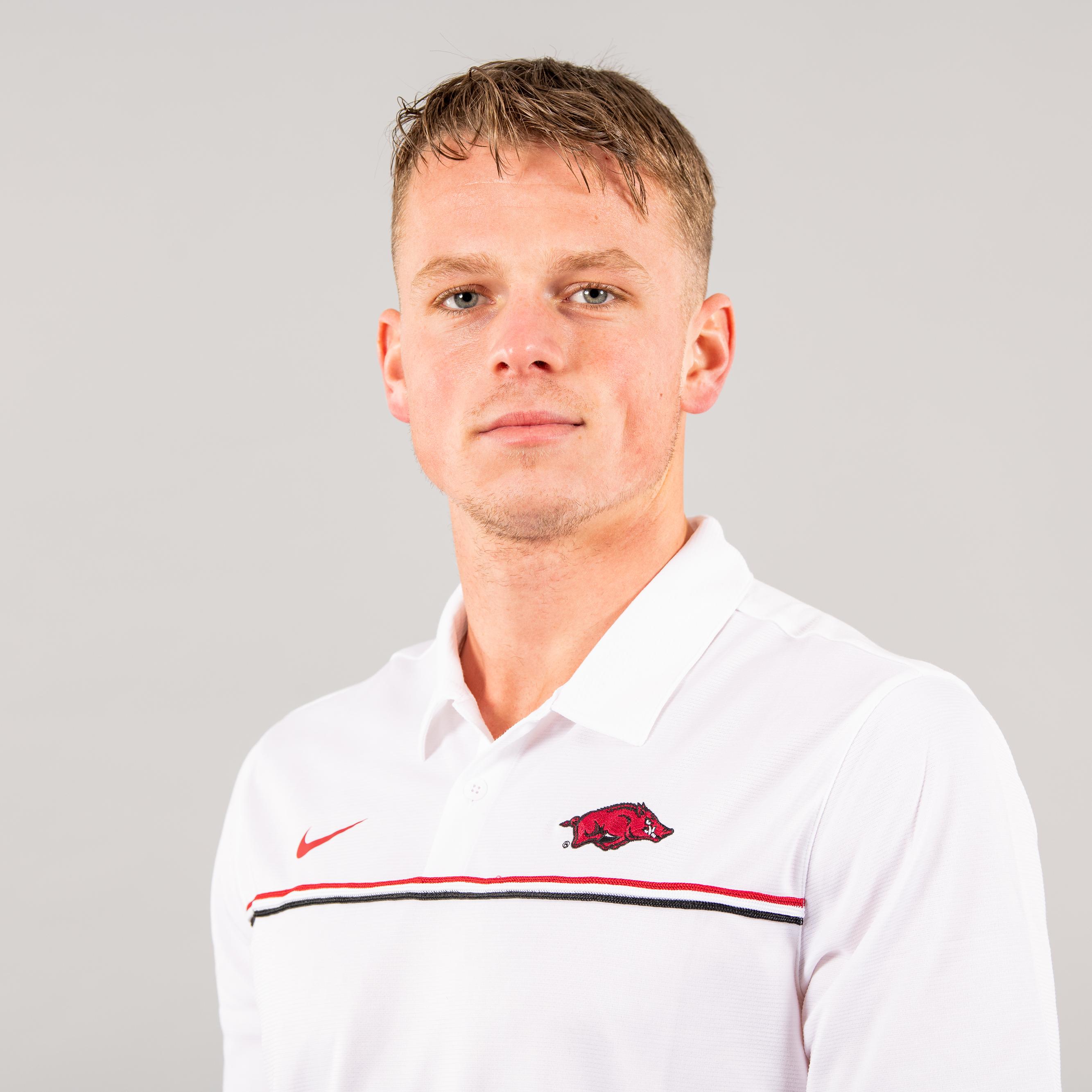 Maxim Verboven - Men's Tennis - Arkansas Razorbacks