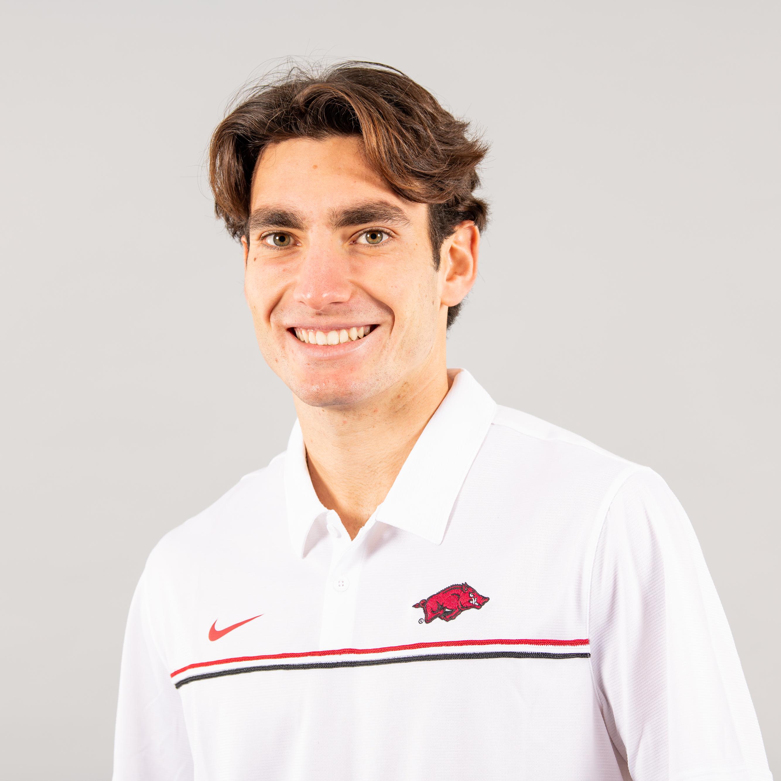 Riccardo Trione - Men's Tennis - Arkansas Razorbacks