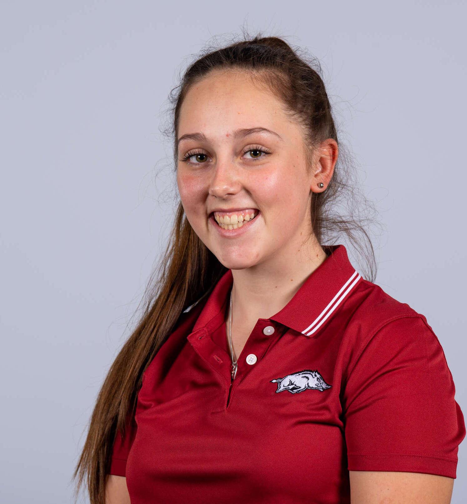 Ffion Tynan - Women's Golf - Arkansas Razorbacks