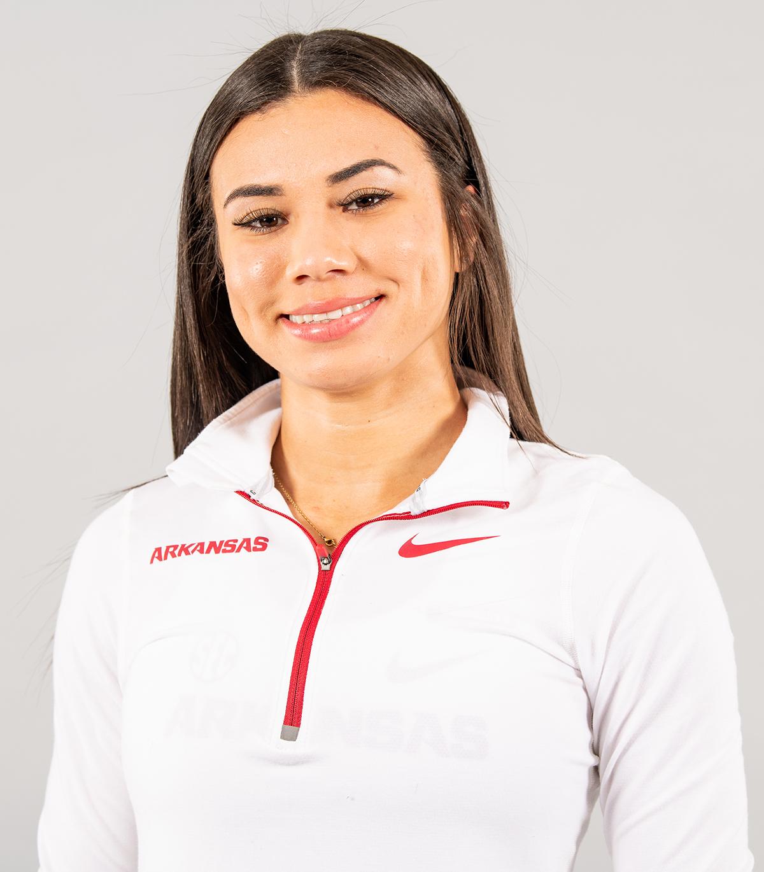 Yoveinny Mota - Women's Track & Field - Arkansas Razorbacks