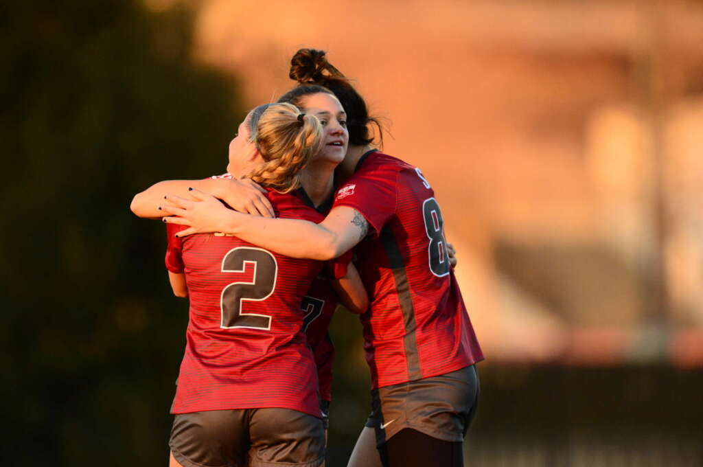 No. 7 Soccer overpowers Missouri State, 7-0