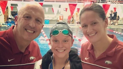 Arkansas Finishes Eighth at SEC Championships